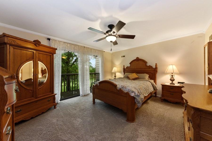 Real Estate Photography - 376 N Oak Hill Road, Lake Barrington, IL, 60010 - Master Bedroom