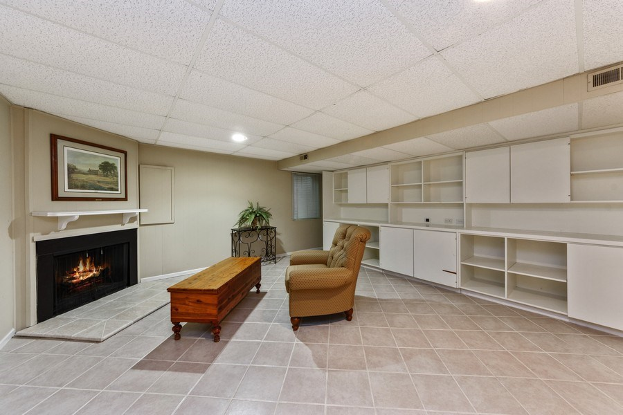 Real Estate Photography - 376 N Oak Hill Road, Lake Barrington, IL, 60010 - Recreational Room