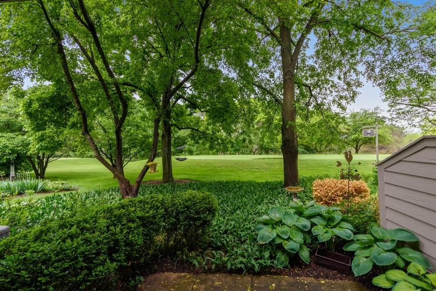 Real Estate Photography - 376 N Oak Hill Road, Lake Barrington, IL, 60010 - Patio