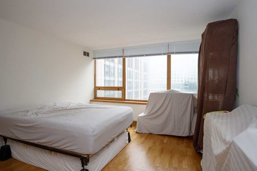 Real Estate Photography - 233 E. Erie St., Unit 2205, Chicago, IL, 60611 - Bedroom