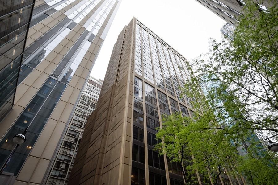 Real Estate Photography - 233 E. Erie St., Unit 2205, Chicago, IL, 60611 - Front View