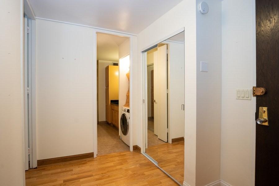 Real Estate Photography - 233 E. Erie St., Unit 2205, Chicago, IL, 60611 - Hallway