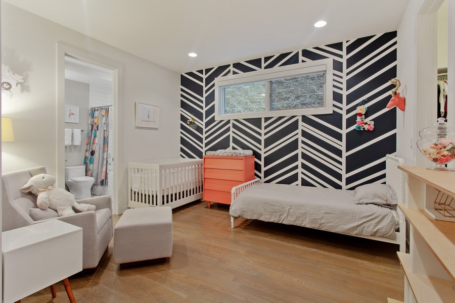 Real Estate Photography - 1459 W Grand Ave, 1, Chicago, IL, 60642 - Bedroom