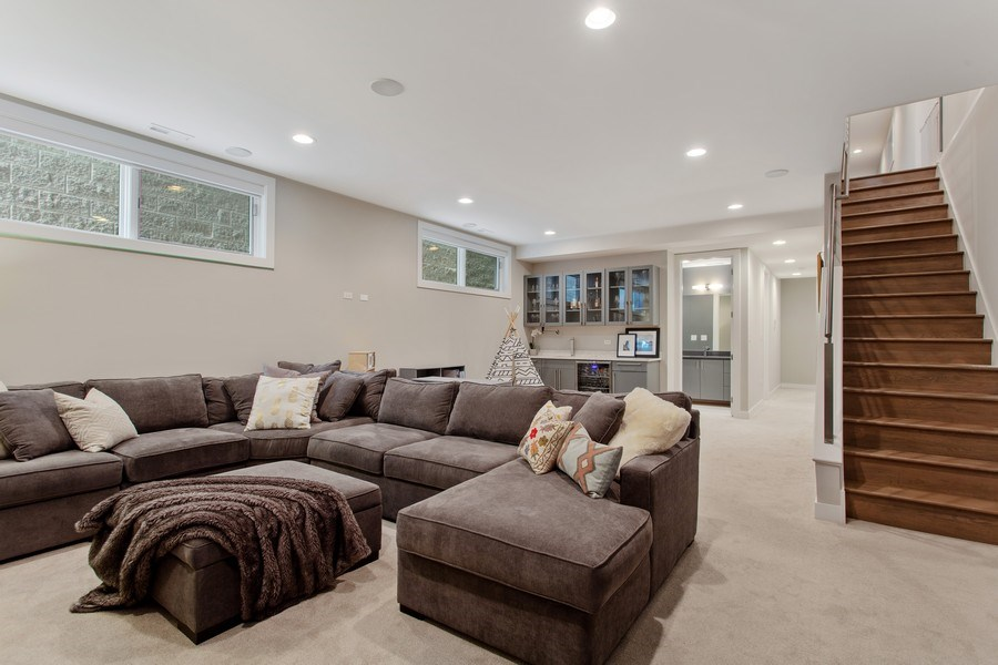 Real Estate Photography - 1459 W Grand Ave, 1, Chicago, IL, 60642 - Basement