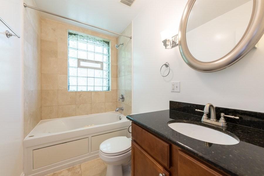 Real Estate Photography - 7054 N Damen Ave, Unit 3, Chicago, IL, 60626 - Bathroom