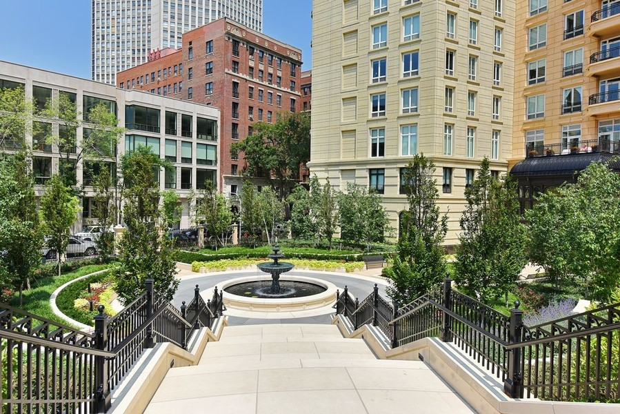 Real Estate Photography - 2550 N Lakeview, N703, Chicago, IL, 60614 - LP2550 Park