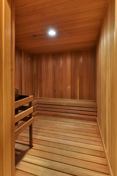 Real Estate Photography - 2550 N Lakeview, N703, Chicago, IL, 60614 - Steam Room