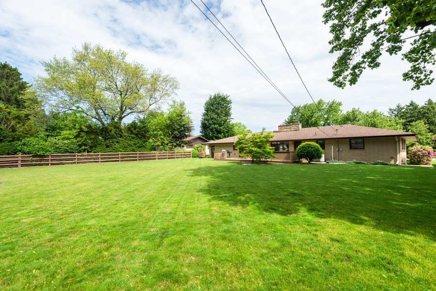 Real Estate Photography - 1400 Hickory Dr, St Joseph, MI, 49085 - Rear View