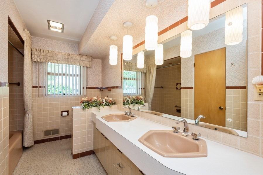 Real Estate Photography - 1400 Hickory Dr, St Joseph, MI, 49085 - Bathroom