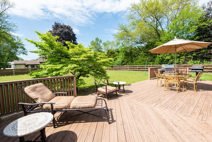 Real Estate Photography - 1400 Hickory Dr, St Joseph, MI, 49085 - Patio