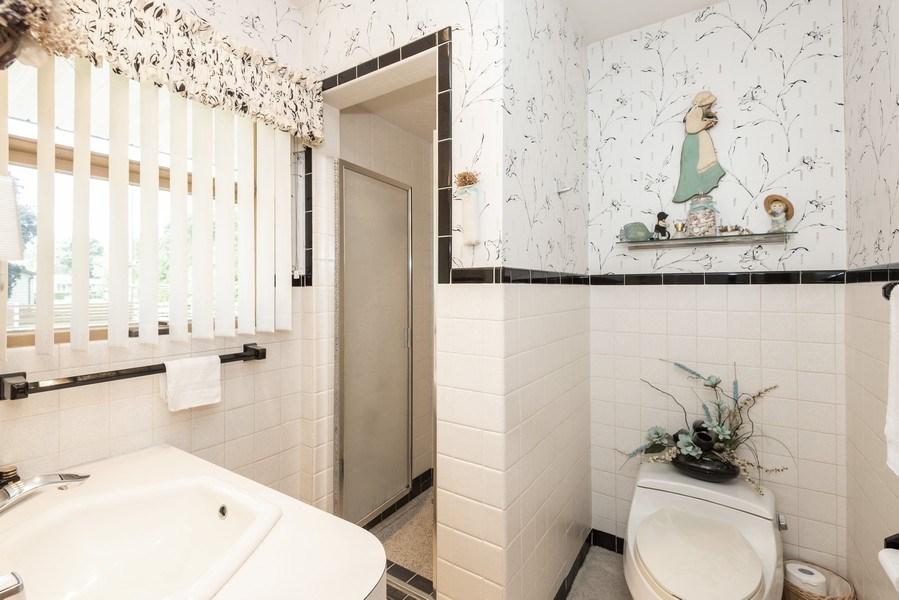 Real Estate Photography - 1400 Hickory Dr, St Joseph, MI, 49085 - 2nd Bathroom
