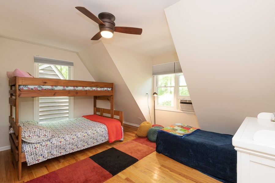 Real Estate Photography - 401 E Madison Ave, New Buffalo, MI, 49117 - 2nd Bedroom