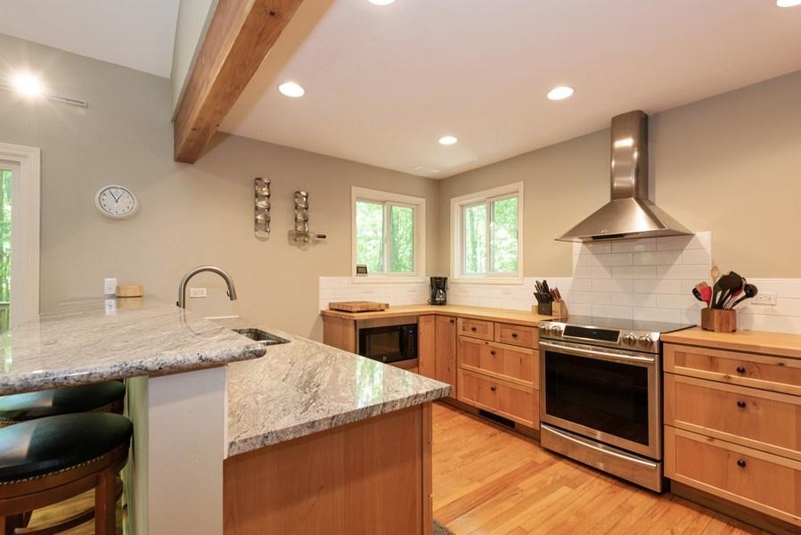 Real Estate Photography - 401 E Madison Ave, New Buffalo, MI, 49117 - Kitchen