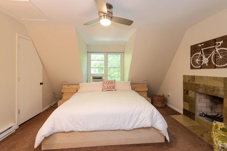 Real Estate Photography - 401 E Madison Ave, New Buffalo, MI, 49117 - Master Bedroom
