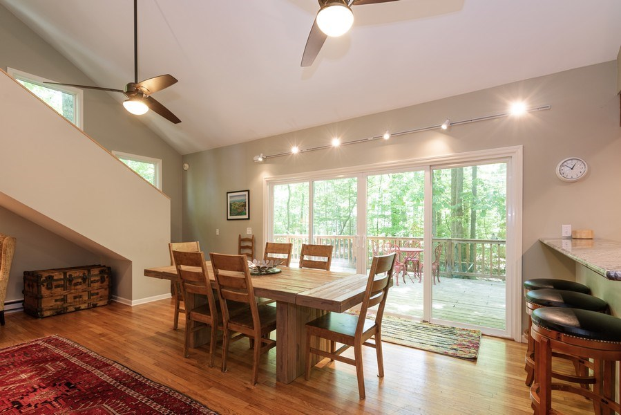 Real Estate Photography - 401 E Madison Ave, New Buffalo, MI, 49117 - Dining Room