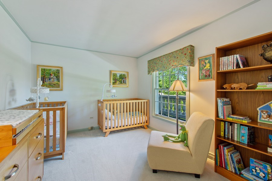 Real Estate Photography - 308 Grayfriars Ln, Inverness, IL, 60067 - 4th Bedroom