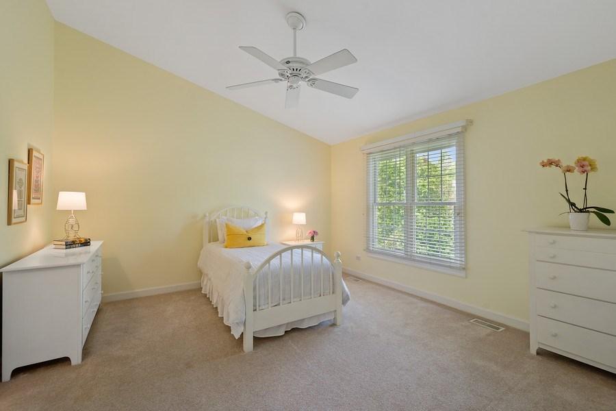 Real Estate Photography - 664 Oak Rd, Barrington, IL, 60010 - 3rd Bedroom