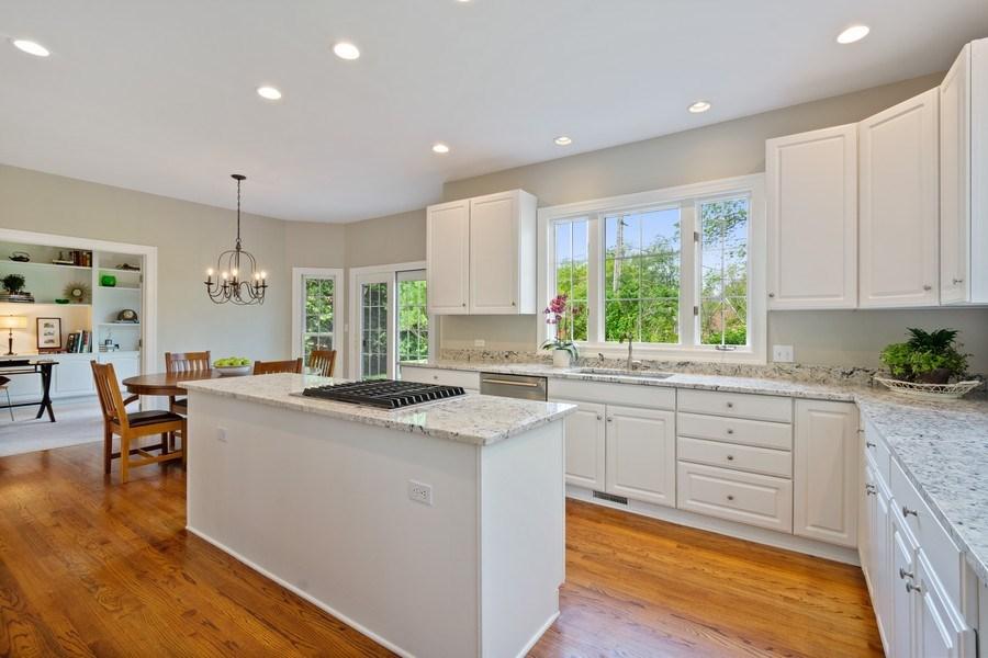 Real Estate Photography - 664 Oak Rd, Barrington, IL, 60010 - Kitchen
