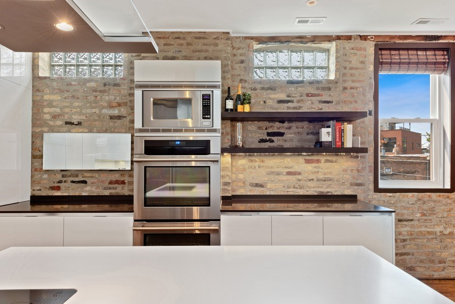 Real Estate Photography - 1406 N. Paulina St., Chicago, IL, 60622 - Kitchen