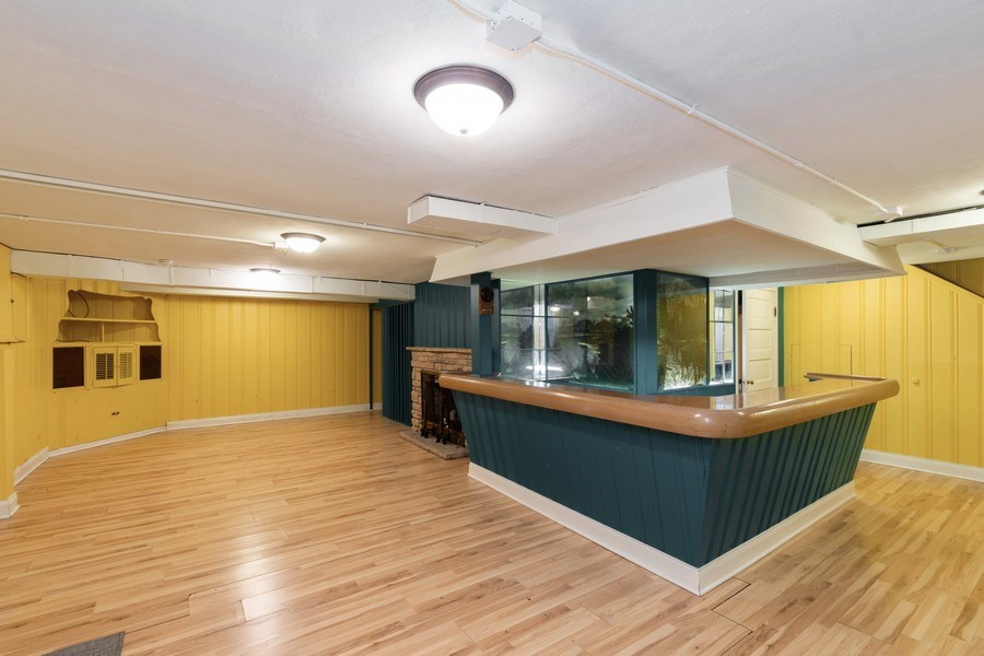 Real Estate Photography - 1154 Sheridan Rd, Highland Park, IL, 60035 - Basement