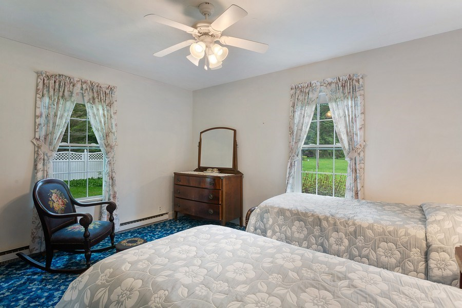 Real Estate Photography - 8795 Turner Rd, Lakeside, MI, 49116 - Master Bedroom