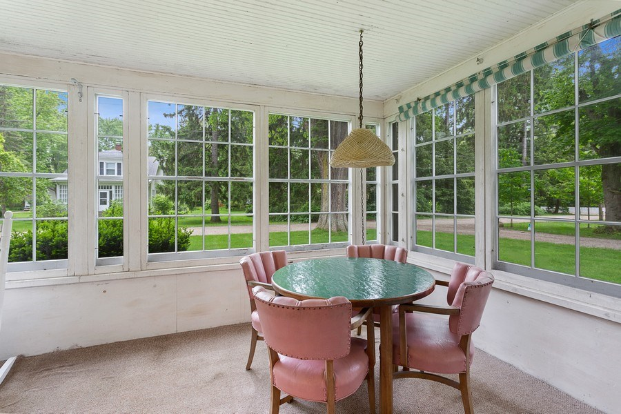 Real Estate Photography - 8795 Turner Rd, Lakeside, MI, 49116 - Sun Room
