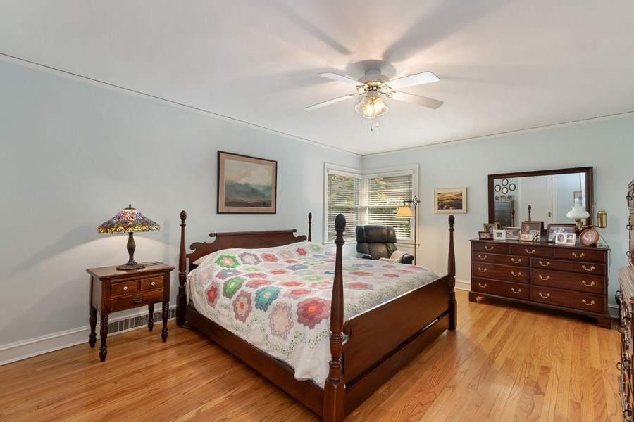 Real Estate Photography - 527 E. Mayfair Rd., Arlington Heights, IL, 60005 - Master Bedroom