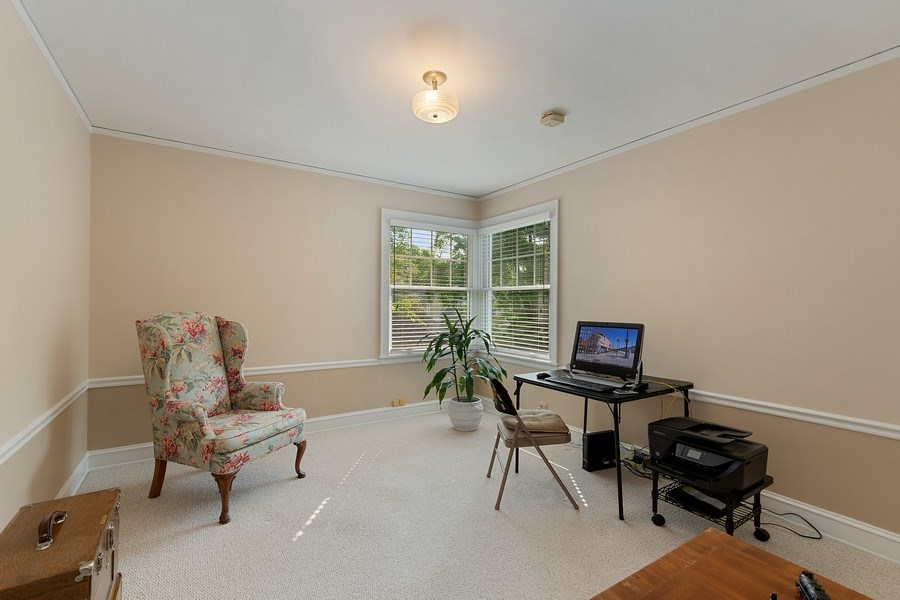 Real Estate Photography - 527 E. Mayfair Rd., Arlington Heights, IL, 60005 - 2nd Bedroom