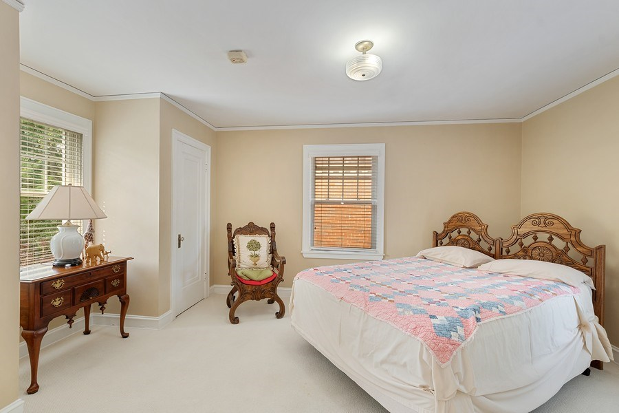Real Estate Photography - 527 E. Mayfair Rd., Arlington Heights, IL, 60005 - Bedroom