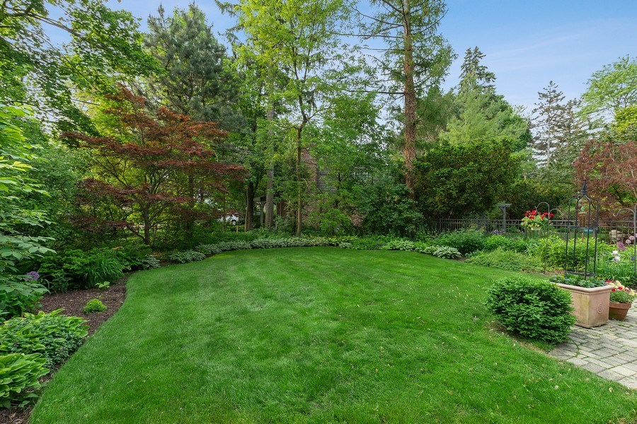Real Estate Photography - 527 E. Mayfair Rd., Arlington Heights, IL, 60005 - Back Yard