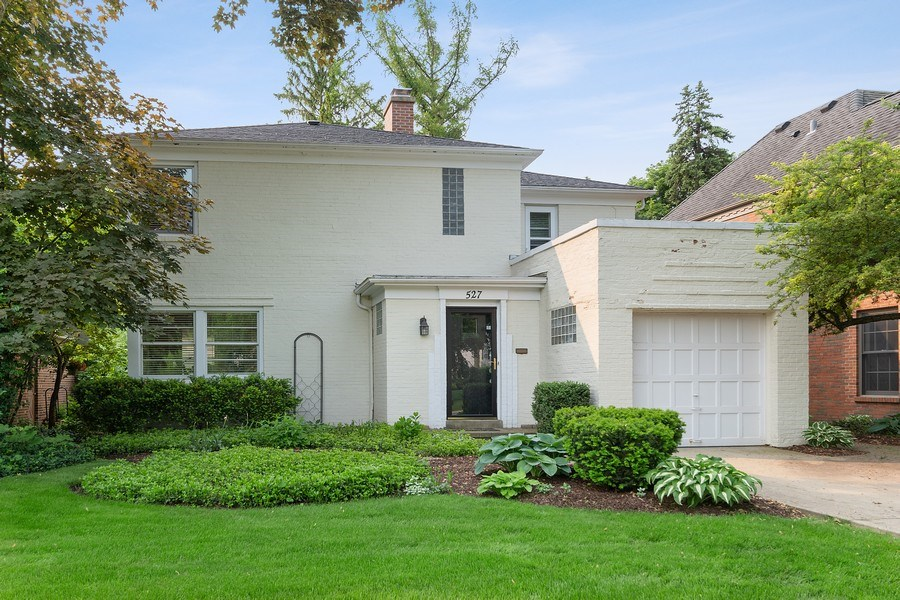 Real Estate Photography - 527 E. Mayfair Rd., Arlington Heights, IL, 60005 - Front View