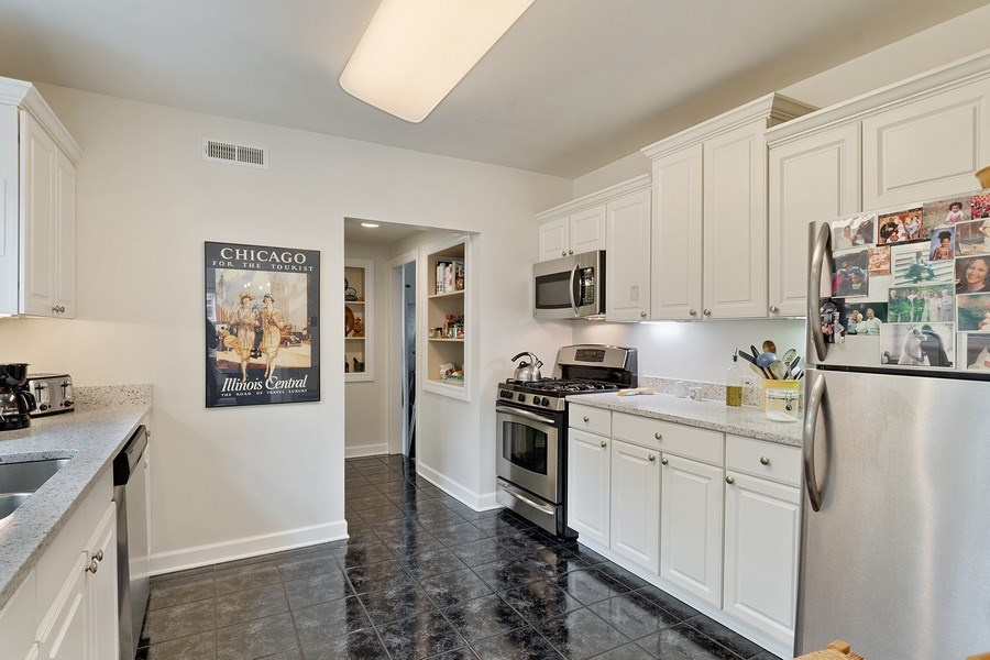 Real Estate Photography - 527 E. Mayfair Rd., Arlington Heights, IL, 60005 - Kitchen