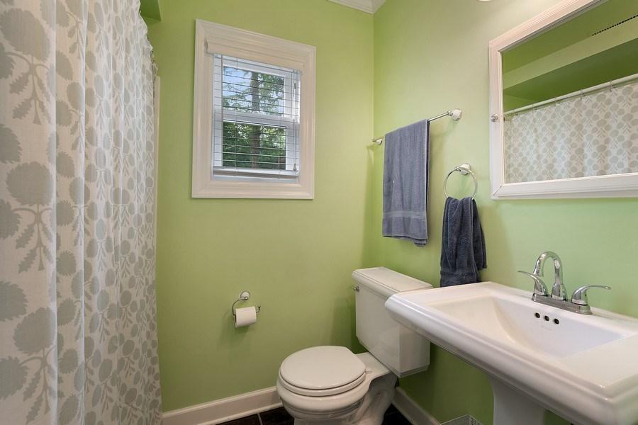 Real Estate Photography - 527 E. Mayfair Rd., Arlington Heights, IL, 60005 - Bathroom