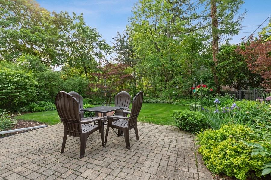 Real Estate Photography - 527 E. Mayfair Rd., Arlington Heights, IL, 60005 - Patio