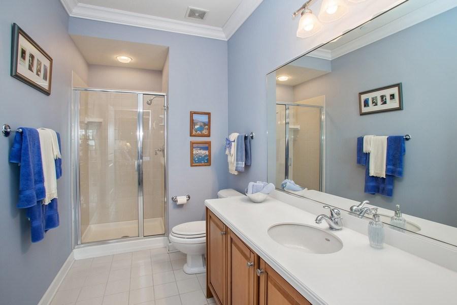 Real Estate Photography - 151 Wing Street, #603, Arlington Hts., IL, 60005 - Bathroom