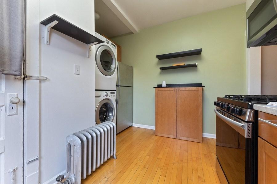 Real Estate Photography - 633 Garfield St, Oak Park, IL, 60304 - Kitchen