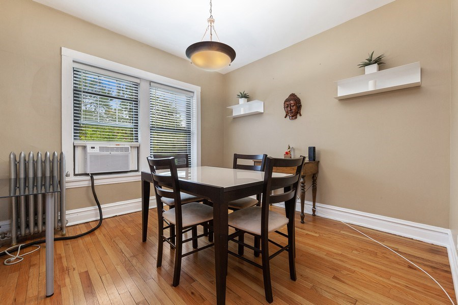 Real Estate Photography - 633 Garfield St, Oak Park, IL, 60304 - Dining Room
