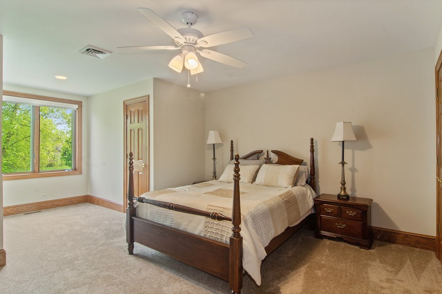 Real Estate Photography - 145 Cloverhill Lane, North Barrington, IL, 60010 - 2nd Bedroom