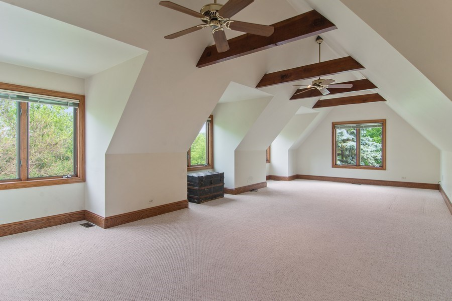 Real Estate Photography - 145 Cloverhill Lane, North Barrington, IL, 60010 - Bonus Room
