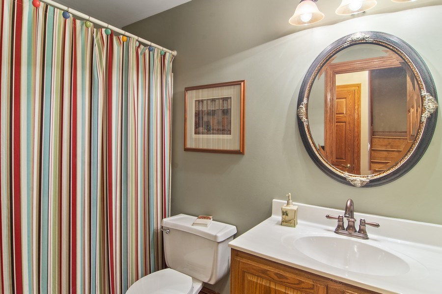 Real Estate Photography - 145 Cloverhill Lane, North Barrington, IL, 60010 - Bathroom