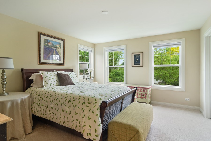 Real Estate Photography - 15 E Willow, Arlington Heights, IL, 60004 - 3rd Bedroom