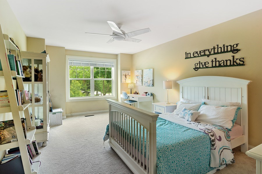 Real Estate Photography - 15 E Willow, Arlington Heights, IL, 60004 - 4th Bedroom