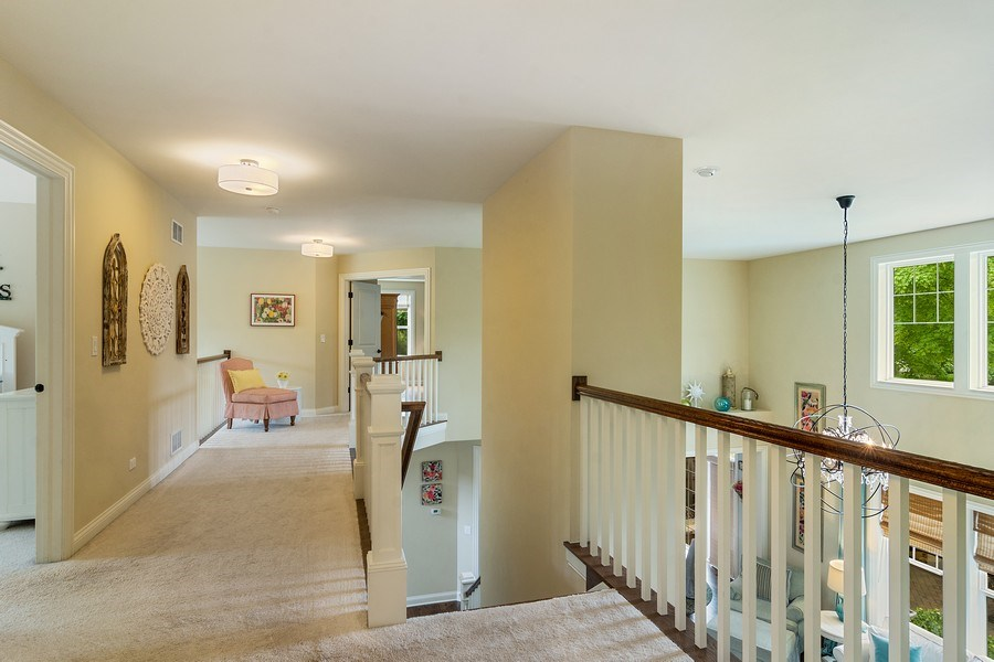 Real Estate Photography - 15 E Willow, Arlington Heights, IL, 60004 - 2nd Floor