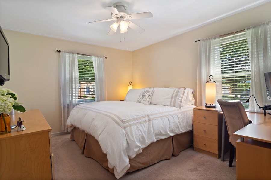 Real Estate Photography - 824 N Yale Ave, Arlington Heights, IL, 60004 - Master Bedroom