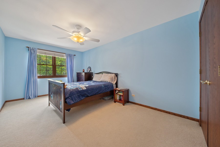 Real Estate Photography - 785 S Fairfield, Elmhurst, IL, 60126 - 2nd Bedroom