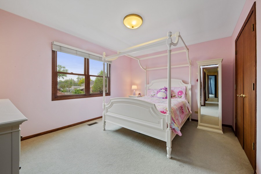 Real Estate Photography - 785 S Fairfield, Elmhurst, IL, 60126 - 4th Bedroom