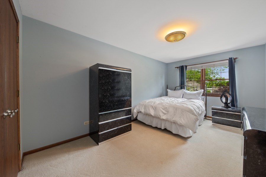 Real Estate Photography - 785 S Fairfield, Elmhurst, IL, 60126 - Bedroom