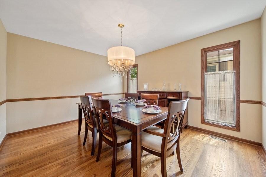 Real Estate Photography - 785 S Fairfield, Elmhurst, IL, 60126 - Dining Room