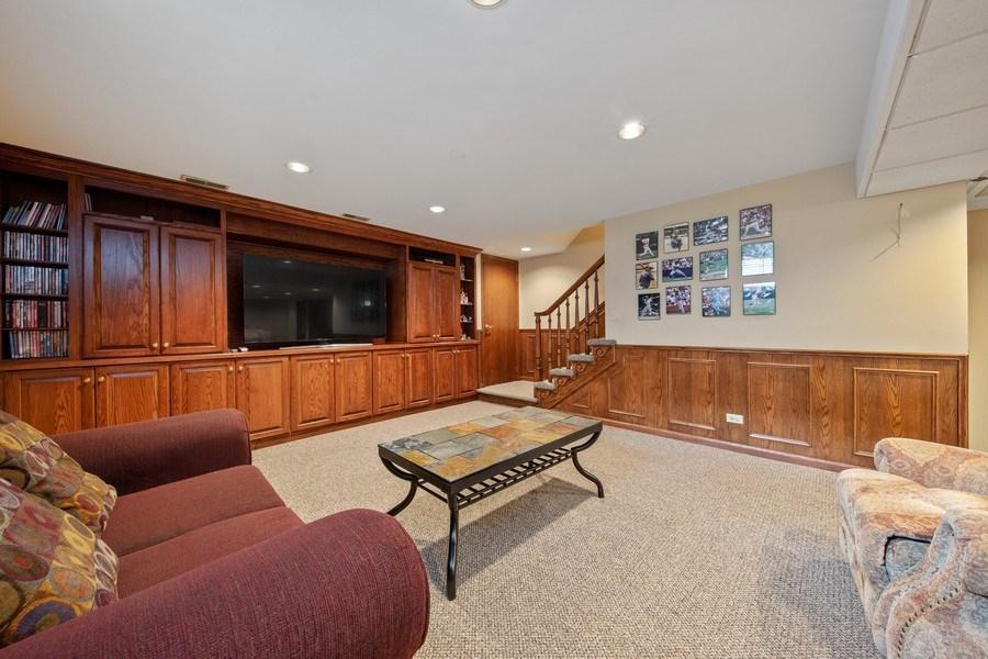Real Estate Photography - 785 S Fairfield, Elmhurst, IL, 60126 - Basement
