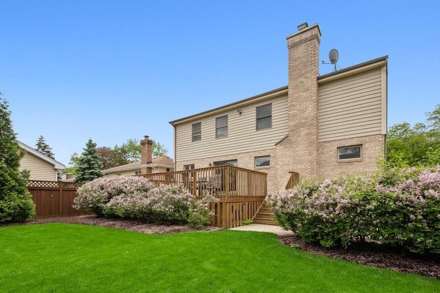 Real Estate Photography - 785 S Fairfield, Elmhurst, IL, 60126 - Back Yard